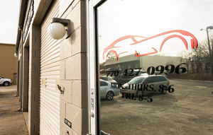 dalton automotive auto repair front door marietta ga