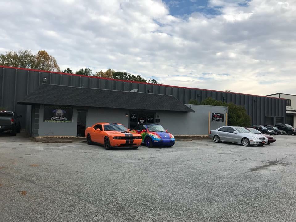 Dalton Automotive Paint and Body Marietta, GA