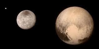 Le couple Pluton-Charon