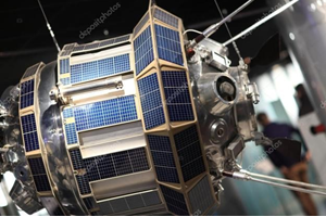 La sonde soviétique LUNA 3
