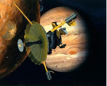 La sonde Galiléo