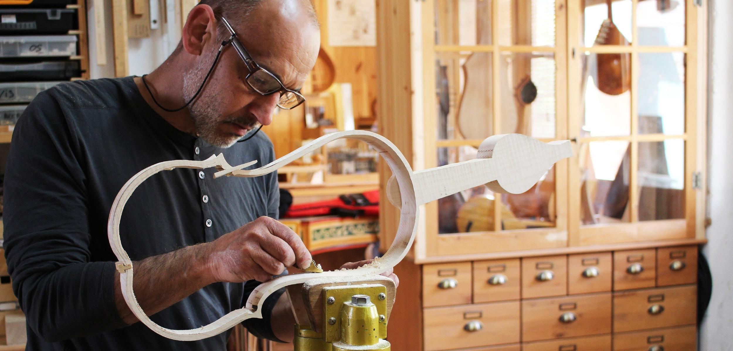 L'artigianu - L'artisan