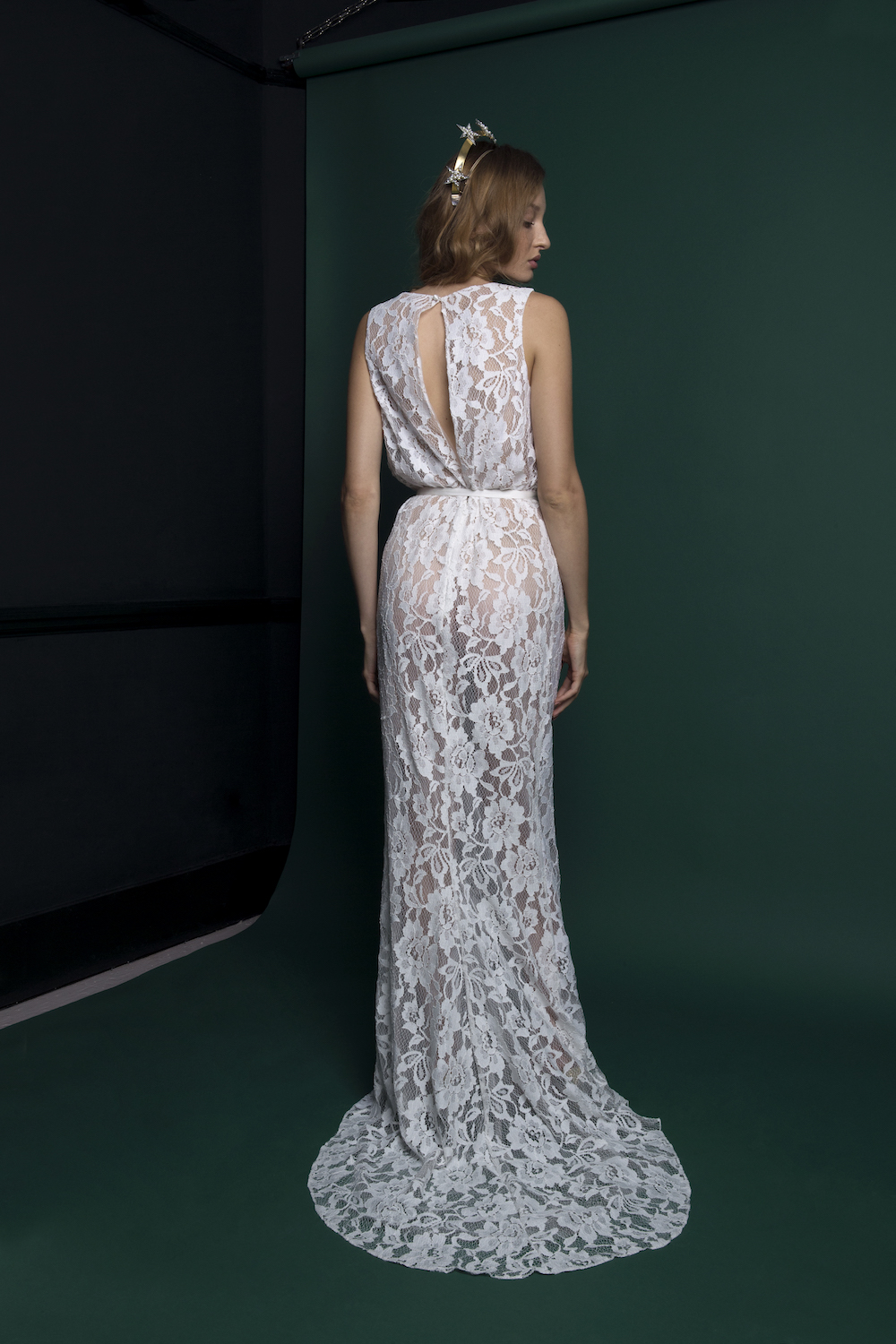 ANCHOR DRESS | WEDDING DRESS BY HALFPENNY LONDON