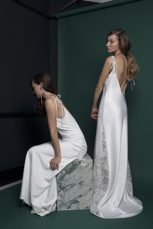 CORAL DRESS | WEDDING DRESS BY HALFPENNY LONDON