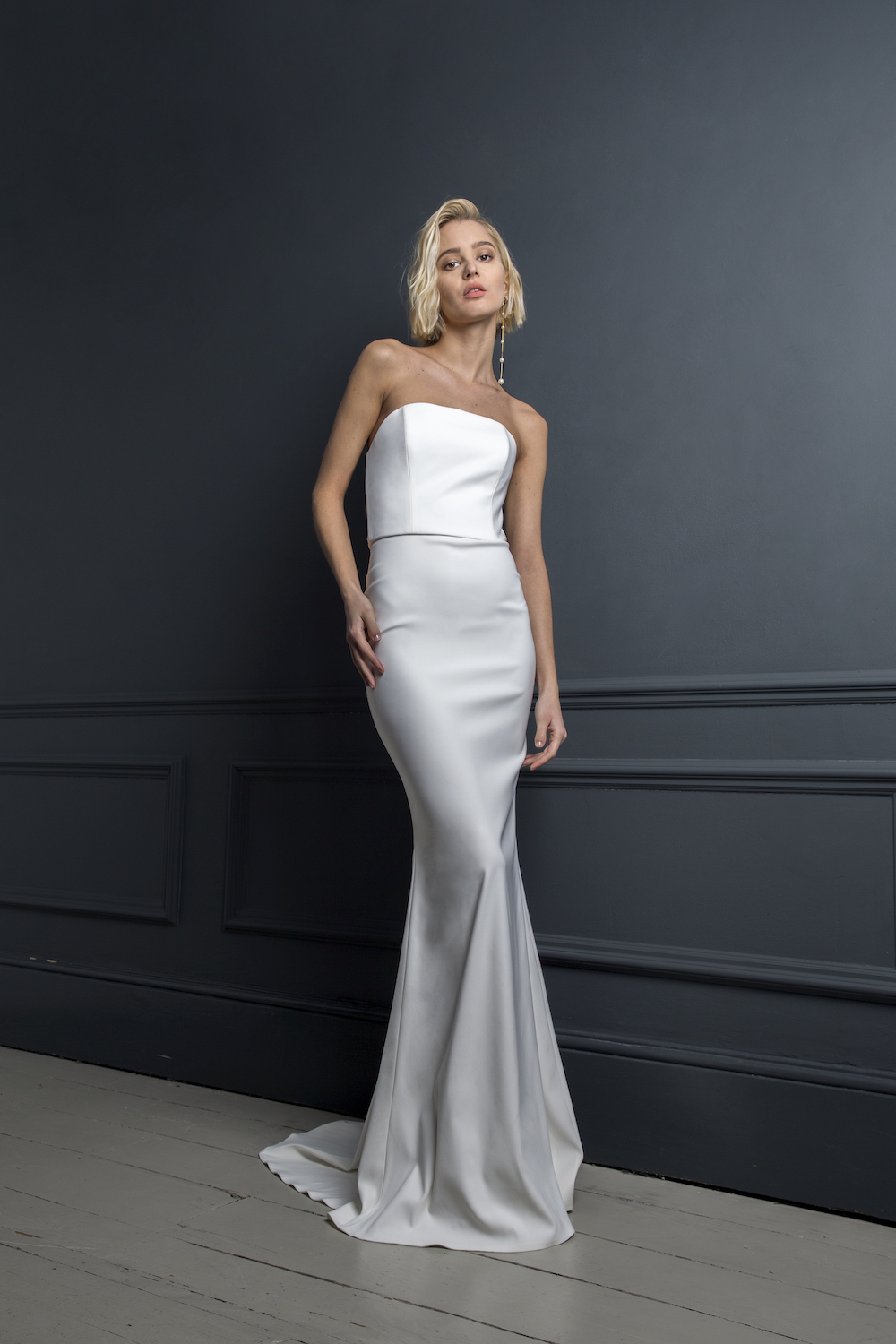 OLIVER DRESS | WEDDING DRESS BY HALFPENNY LONDON