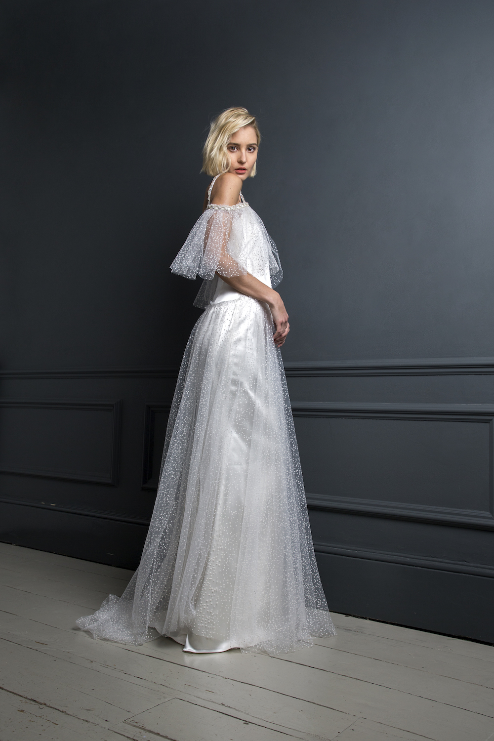 OSCAR DRESS | WEDDING DRESS BY HALFPENNY LONDON