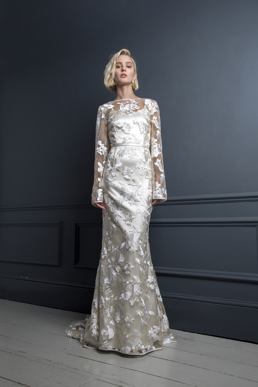 SYEVIE DRESS | WEDDING DRESS BY HALFPENNY LONDON