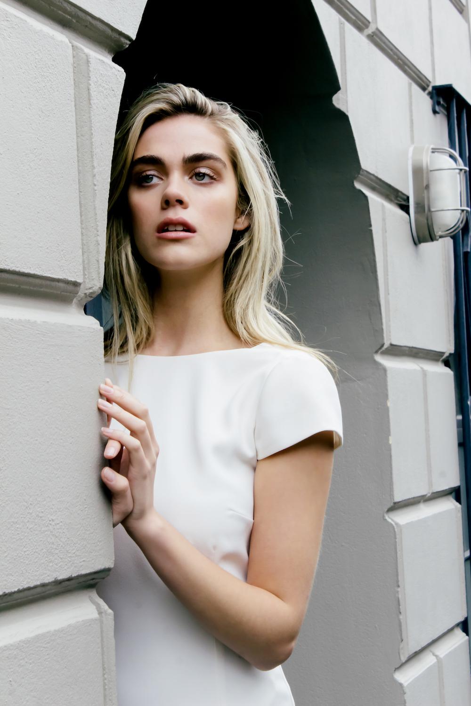 Fern dress by Halfpenny London | Available on Net-A-Porter