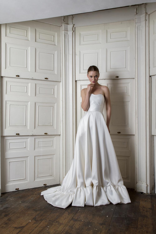 BREEZE DRESS | WEDDING DRESS BY HALFPENNY LONDON