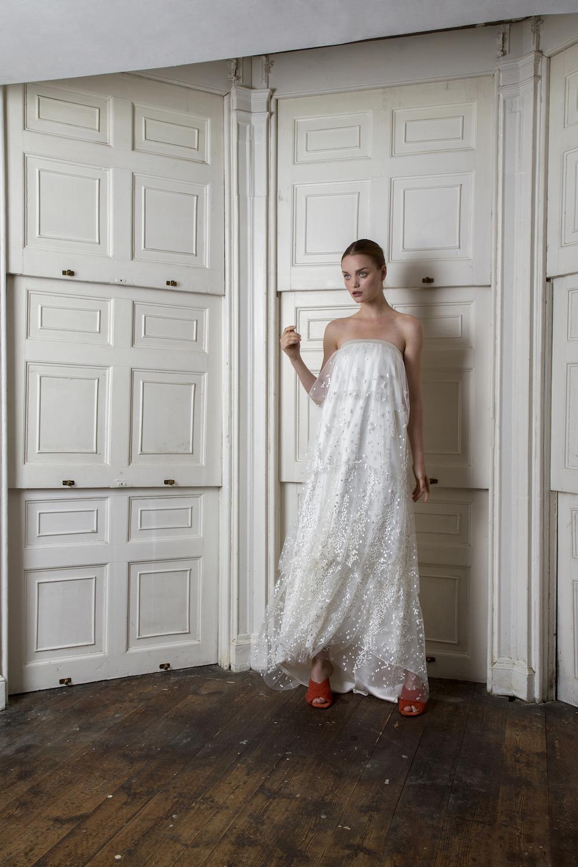 CAMDEN DRESS | WEDDING DRESS BY HALFPENNY LONDON