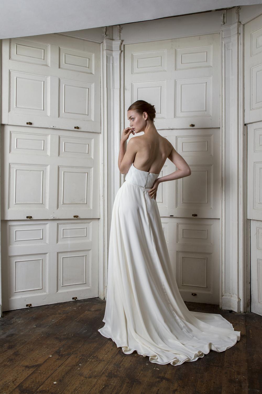LADBROKE CORSET & SKIRT | WEDDING DRESS BY HALFPENNY LONDON