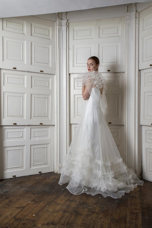 MAYFAIR DRESS | WEDDING DRESS BY HALFPENNY LONDON