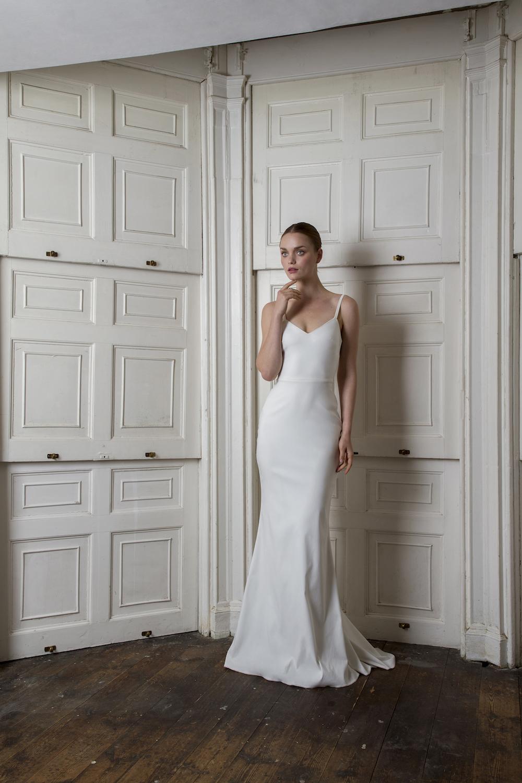 VICTOR DRESS | WEDDING DRESS BY HALFPENNY LONDON