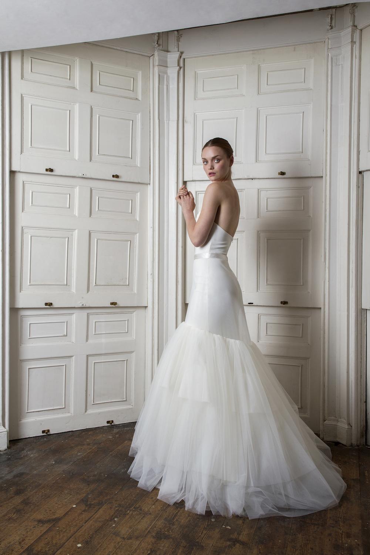 WOBURN SKIRT & OLIVER DRESS | WEDDING DRESS BY HALFPENNY LONDON