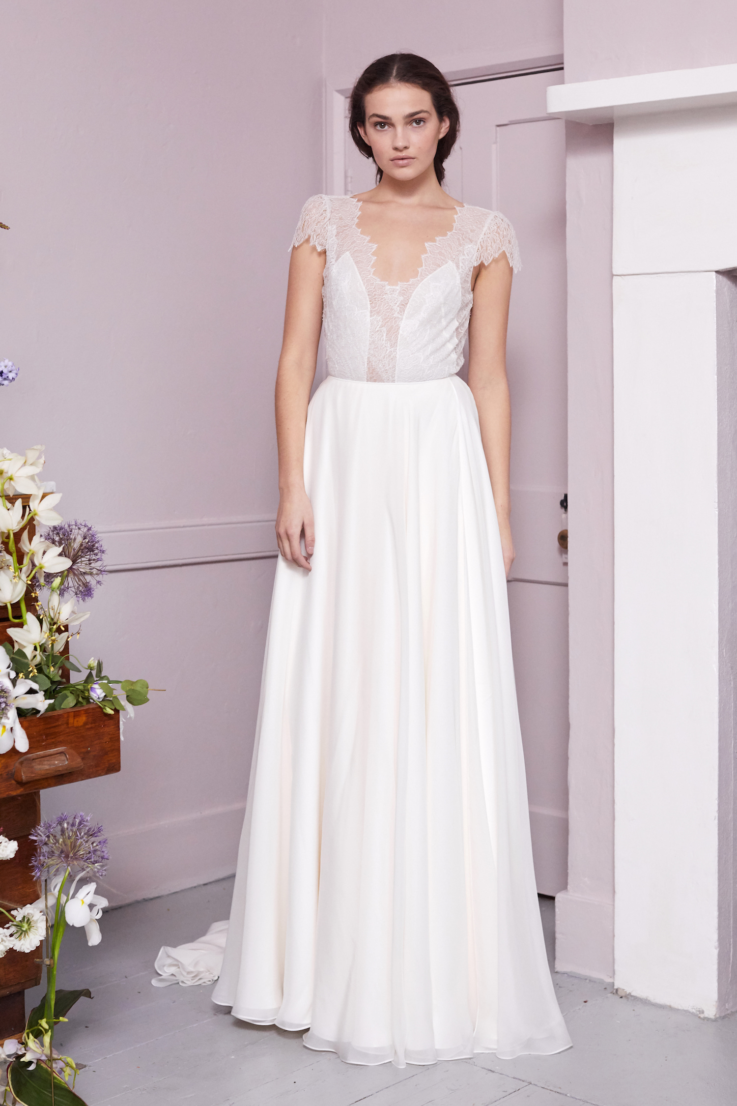 DEAN DRESS | WEDDING DRESS BY HALFPENNY LONDON