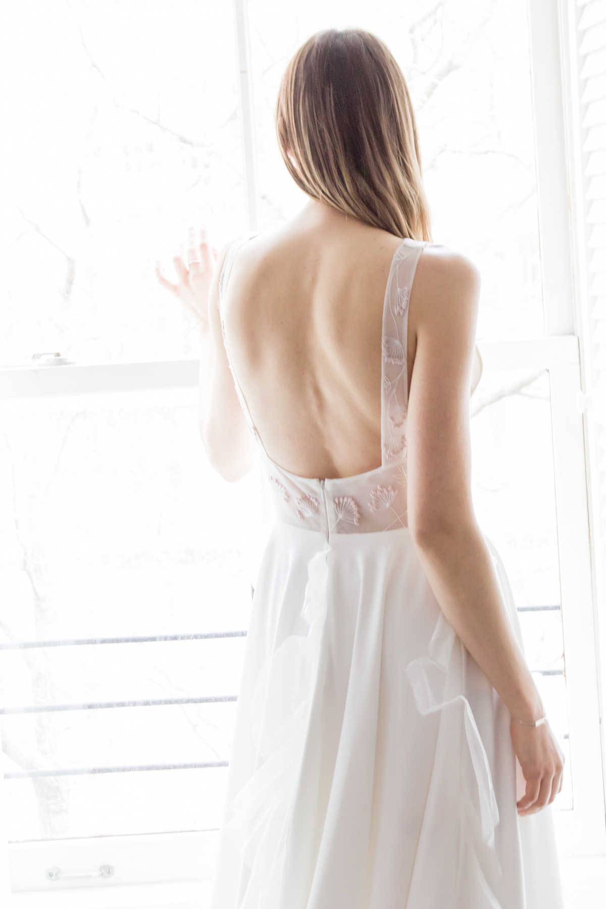 Halfpenny London in New York City   Wedding dresses and bridal separates