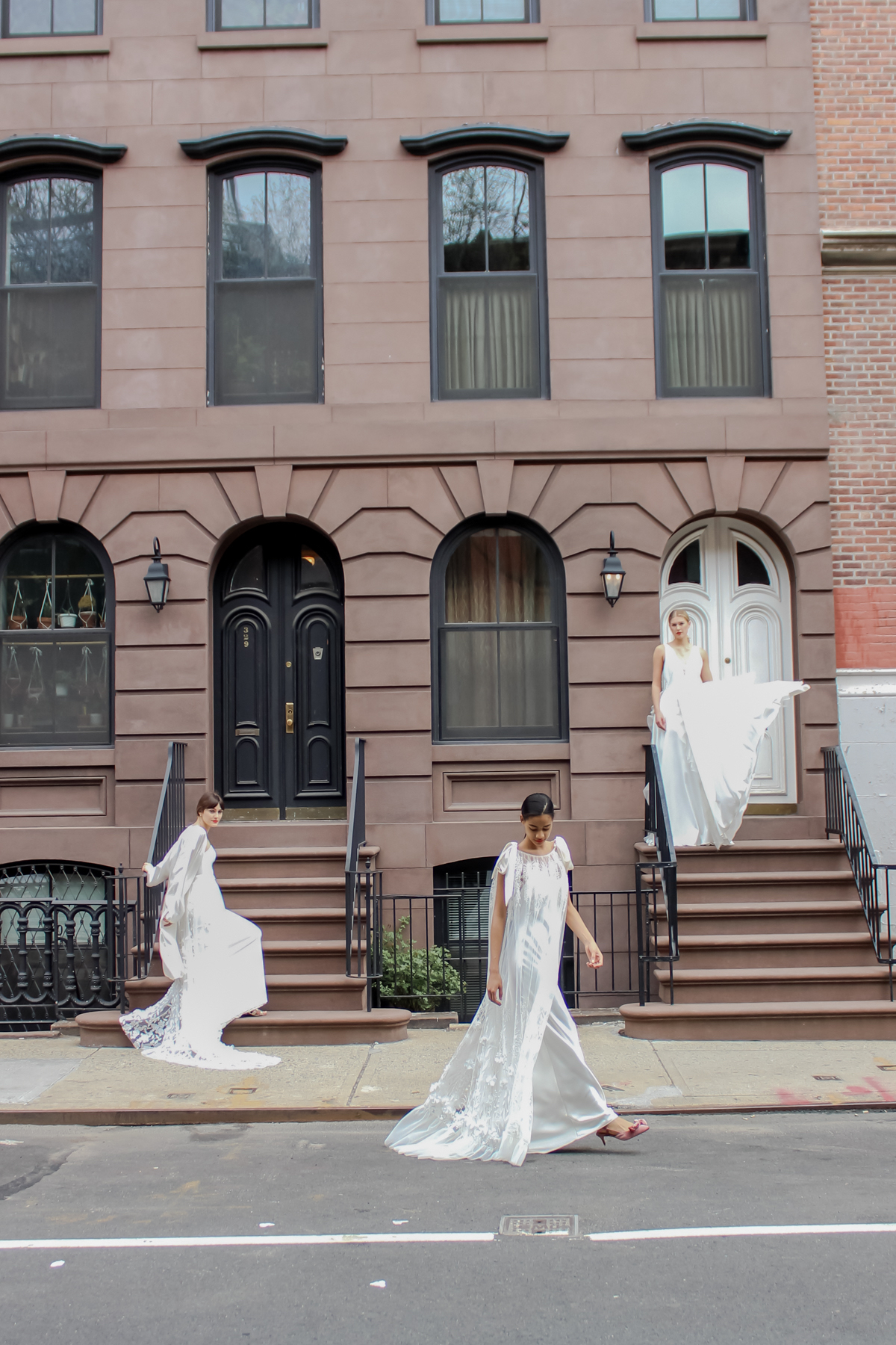 Halfpenny London in New York City | Wedding dresses and bridal separates
