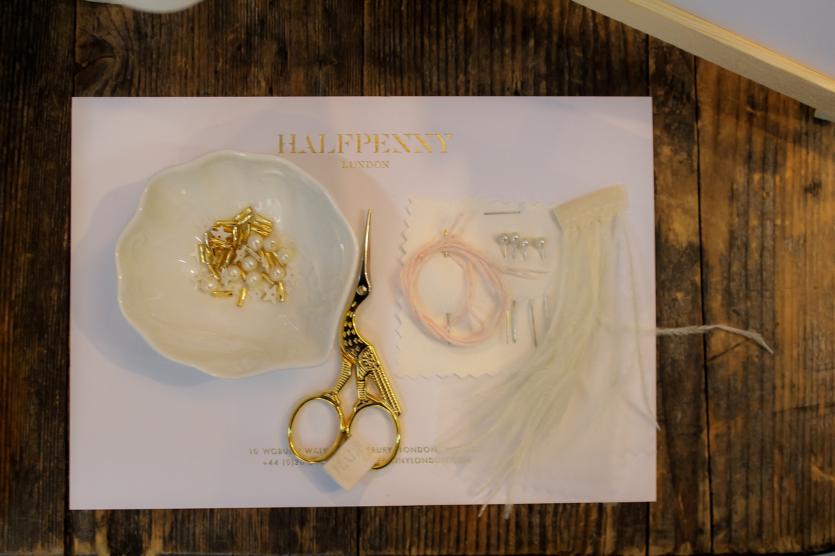 Halfpenny London | London Craft Week Workshop
