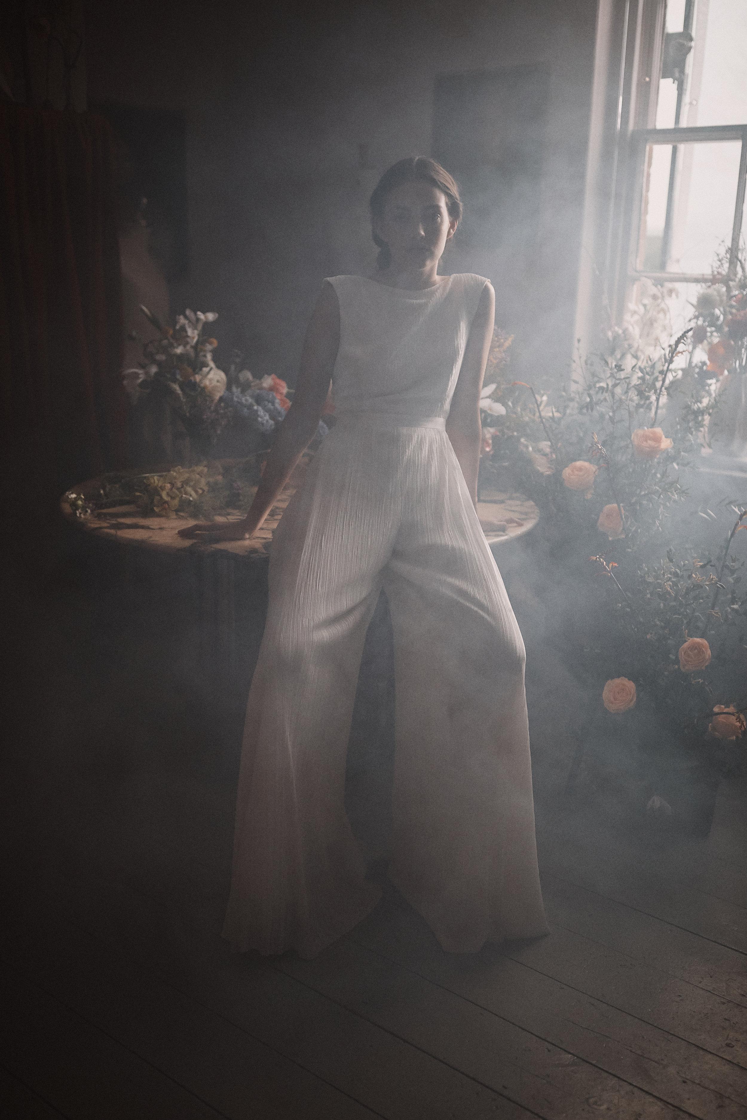 Jeff Jumpsuit by Halfpenny London | Wedding dresses in London