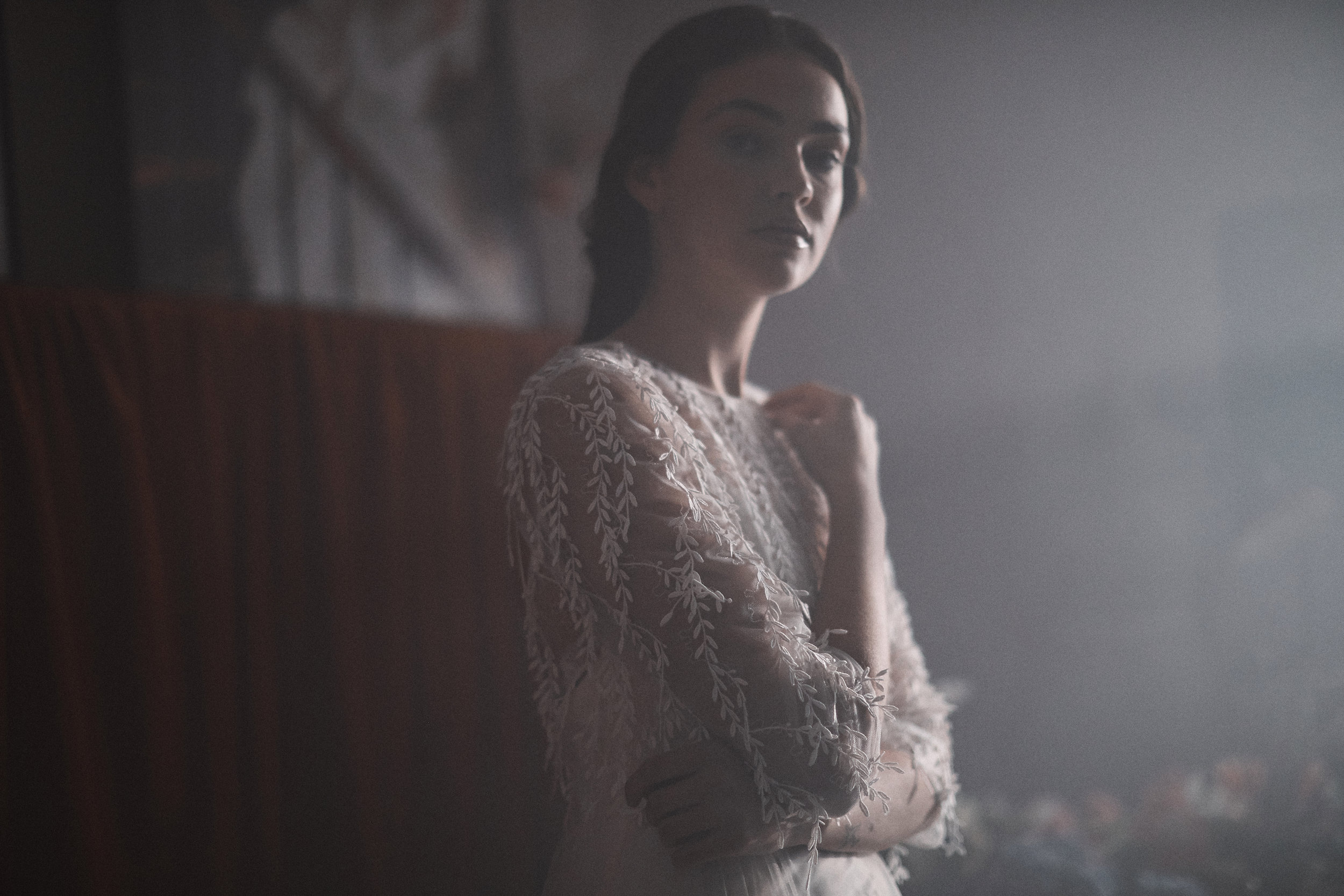 Polly dress | Wedding dress by Halfpenny London