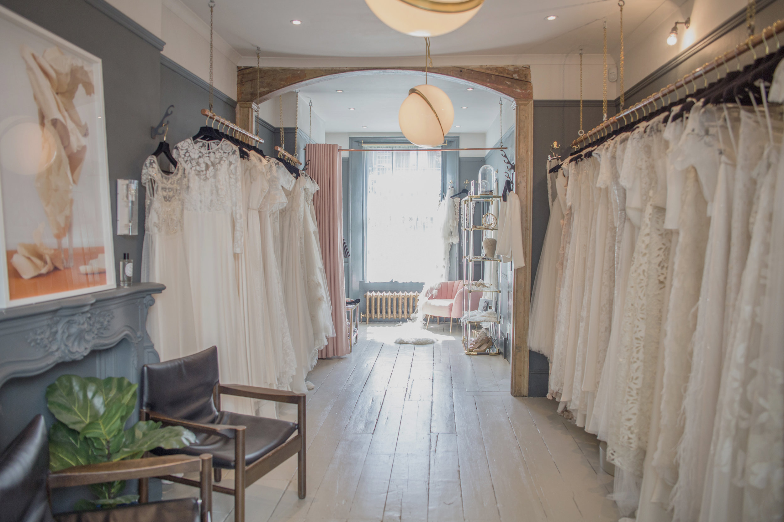 VISIT US IN OUR DRESSING UP BOX OF DREAMS - BOOK AN APPOINTMENT