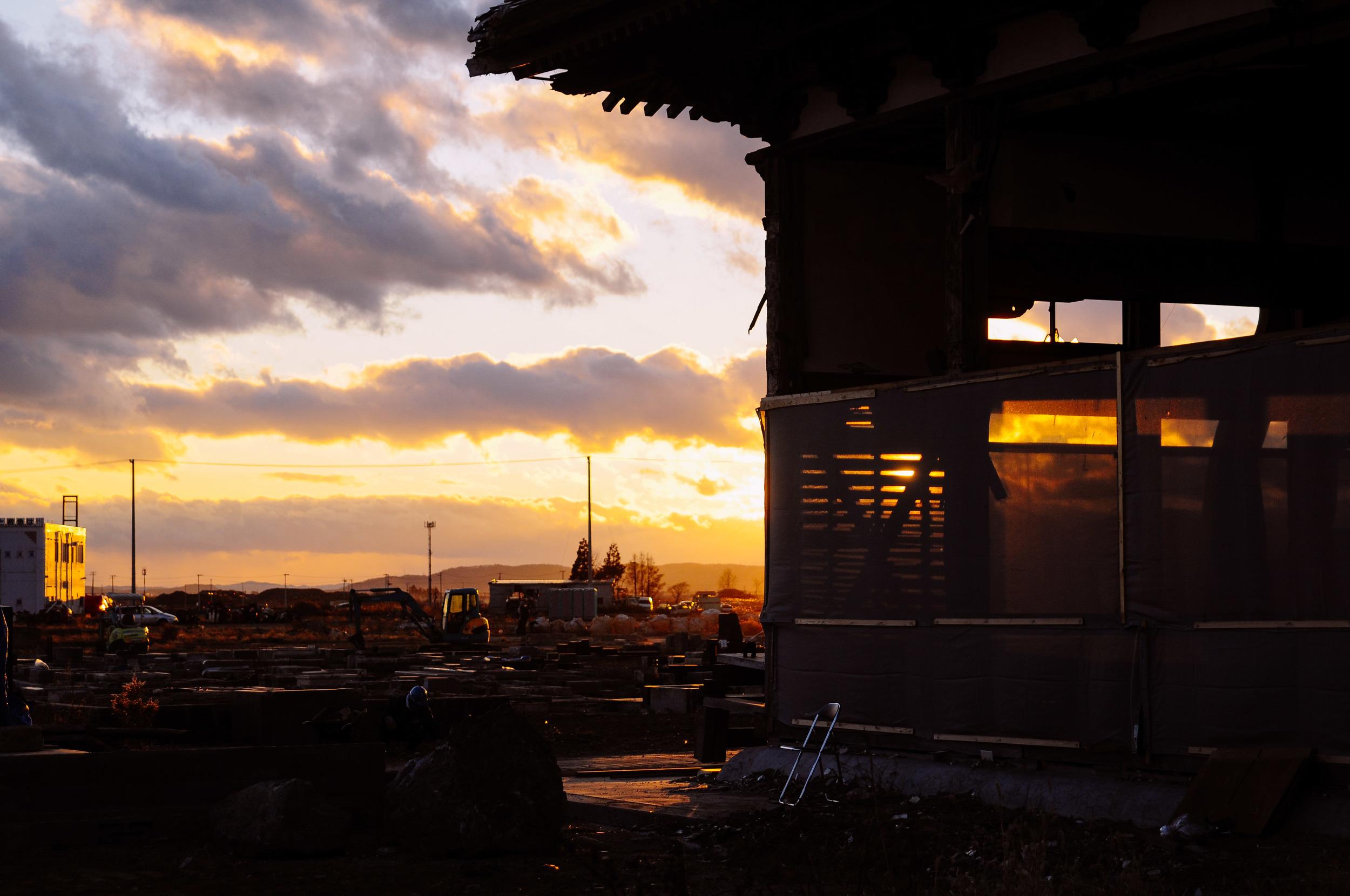 Sendai, Japan, 2011