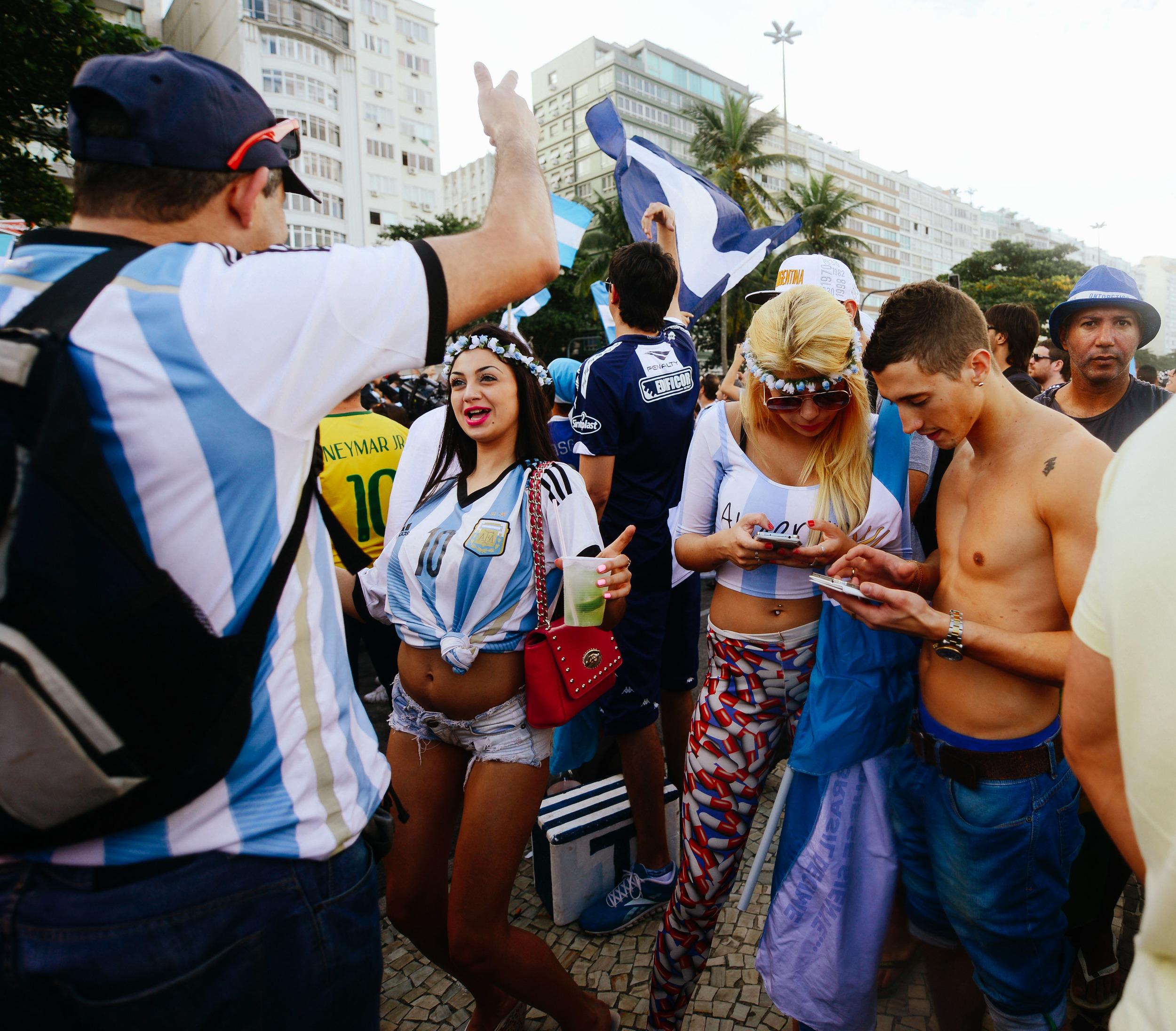 Rio de Janeiro, Brazil, 2014