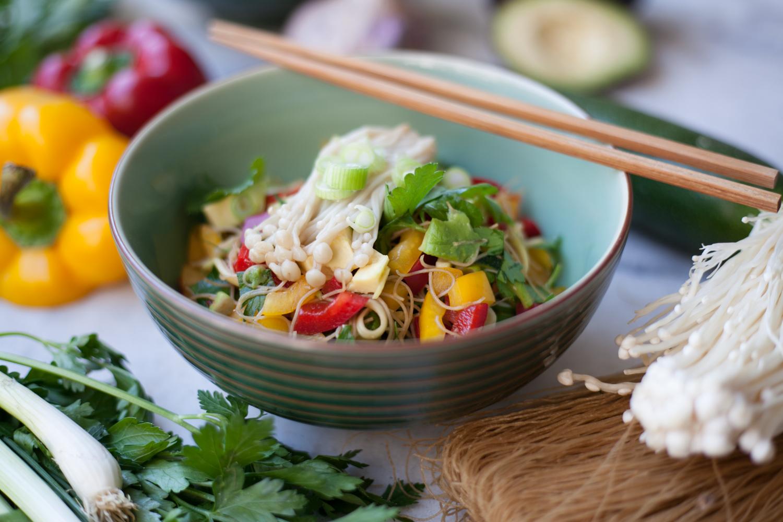 Whole Wheat Rice Vermicelli Salad-0993.jpg