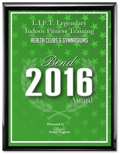 2016-Bend-health-club-award