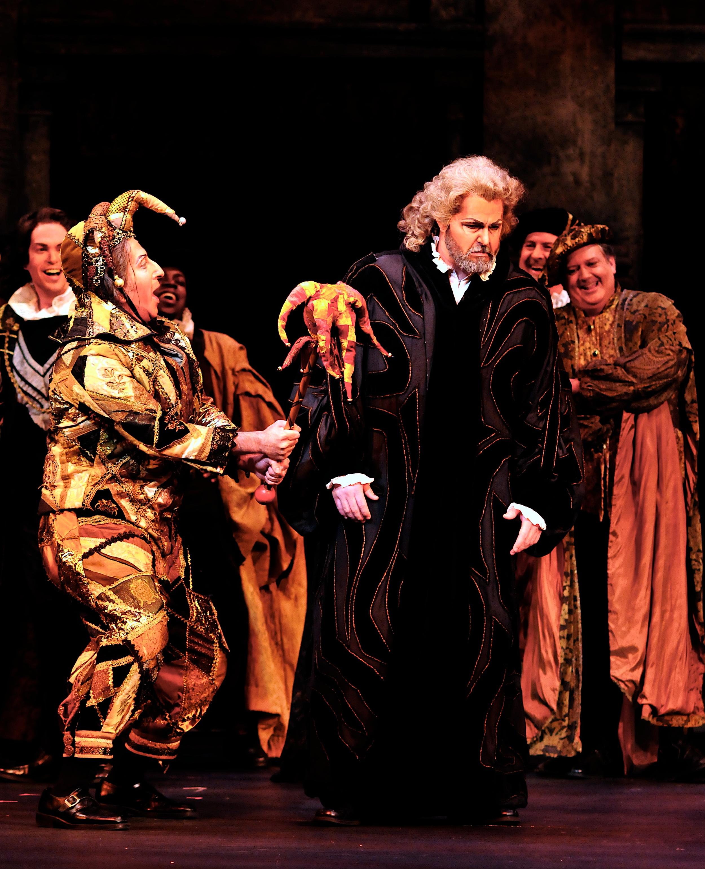 Monterone in Rigoletto