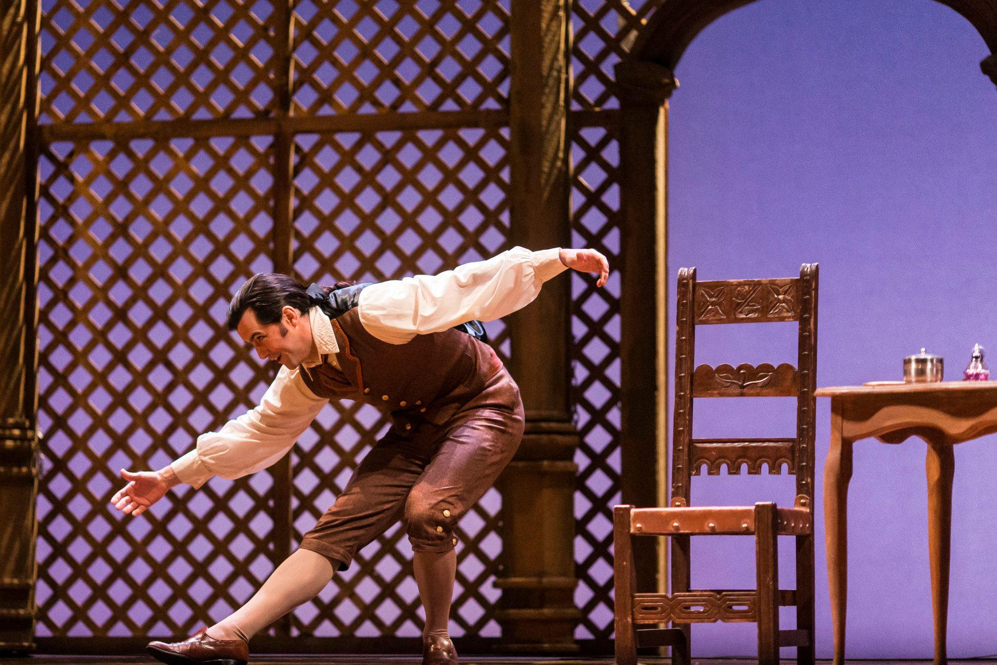 Figaro in Le nozze di Figaro
