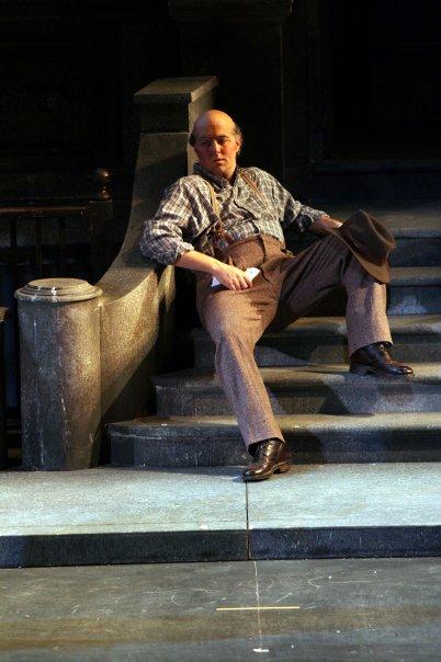 George Jones in Street Scene