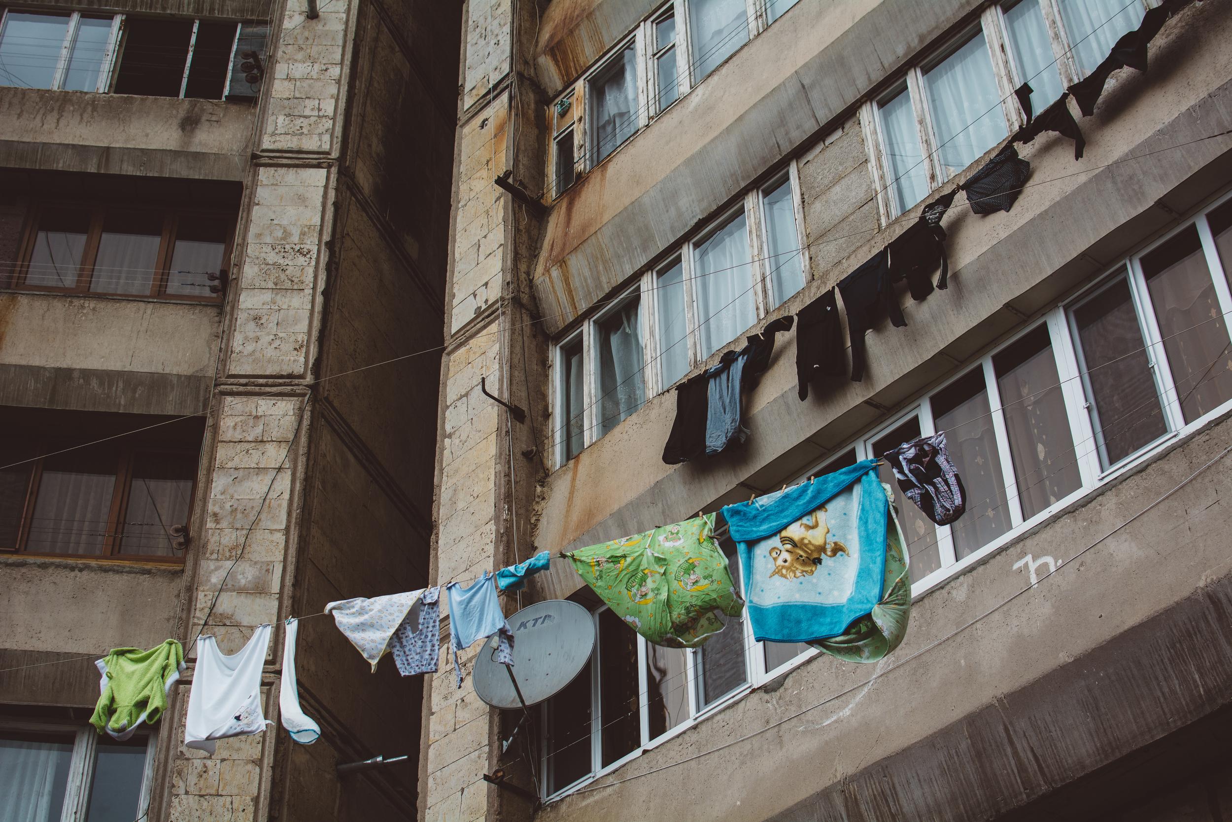 Laundry | Gabriella Simonian ©