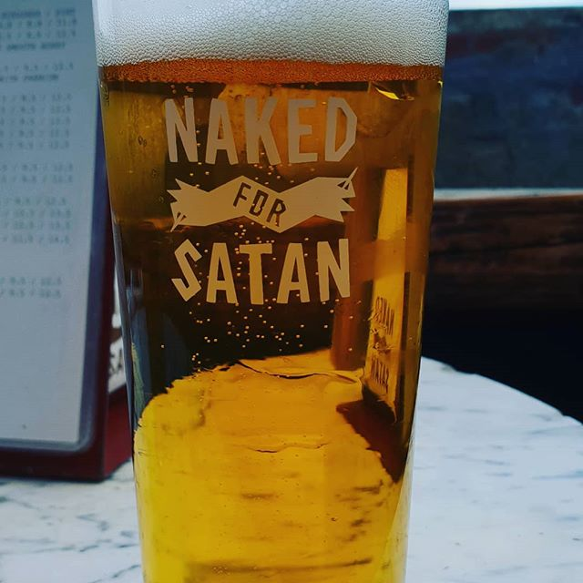 The bars in Melbs are pretty ok  #hailsatan