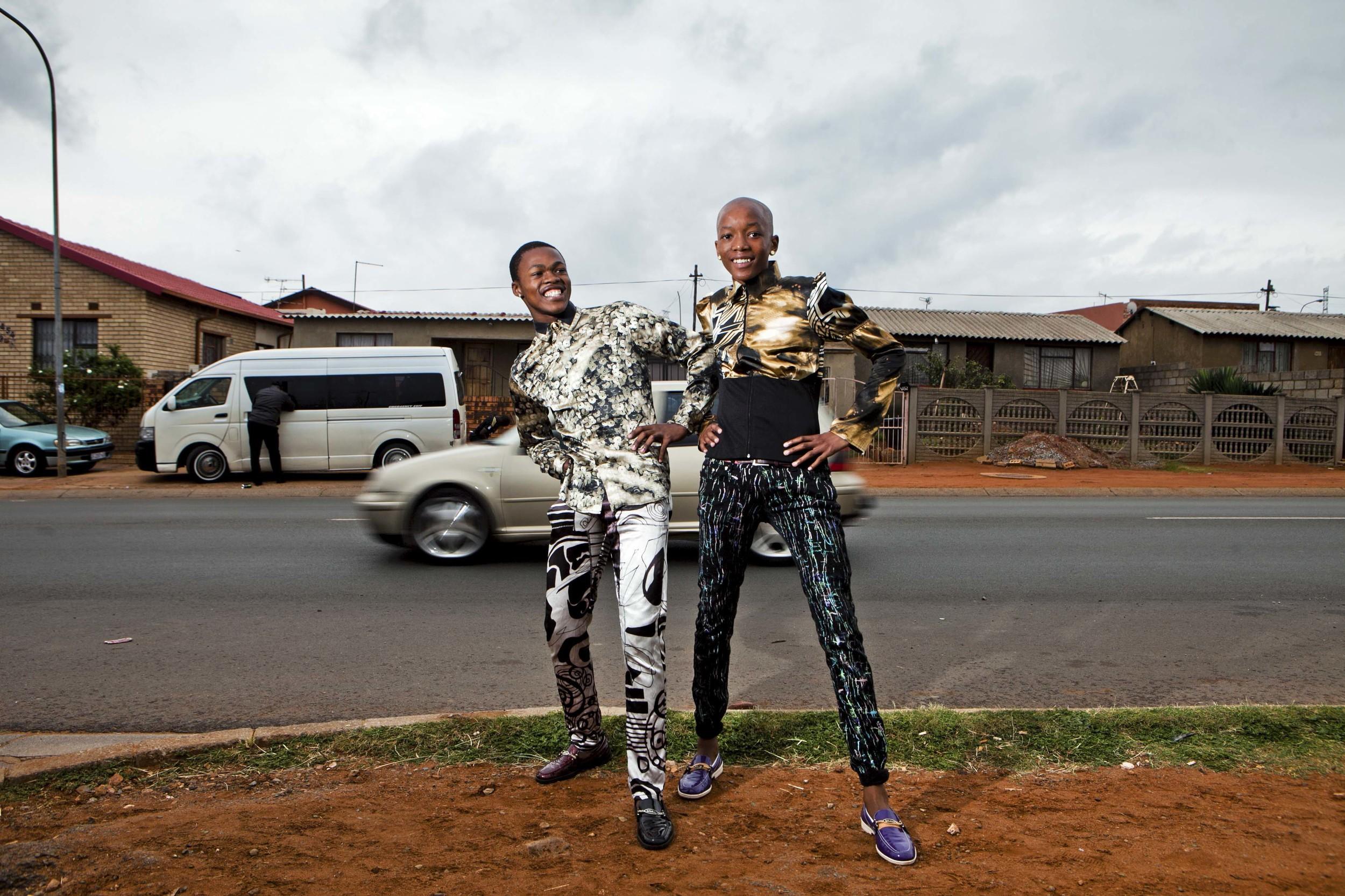 Izikhothane, Soweto, South Africa