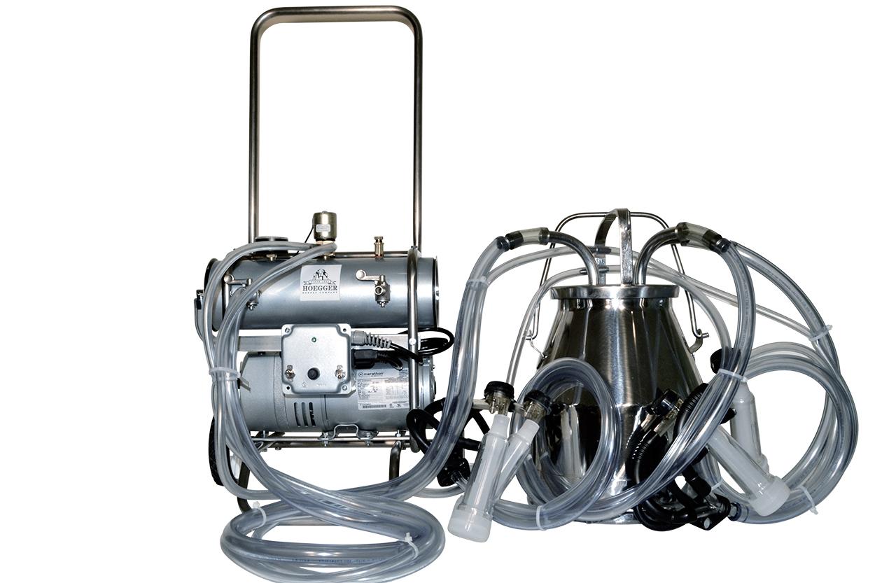 Dual Goat 35 lb. Pail System