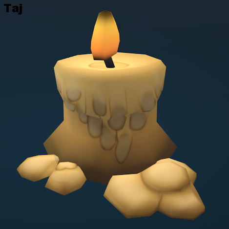 CandlesShowroomSingleSmallLit.png