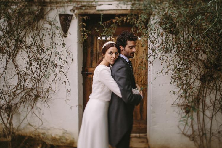 La boda en Sevilla de Xavi y Clara