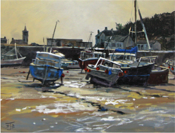 Summer Light, Porthleven