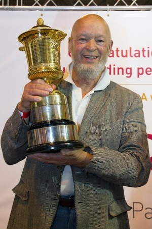 NMR RABDF Gold Cup winner 2014 Michael Eavis