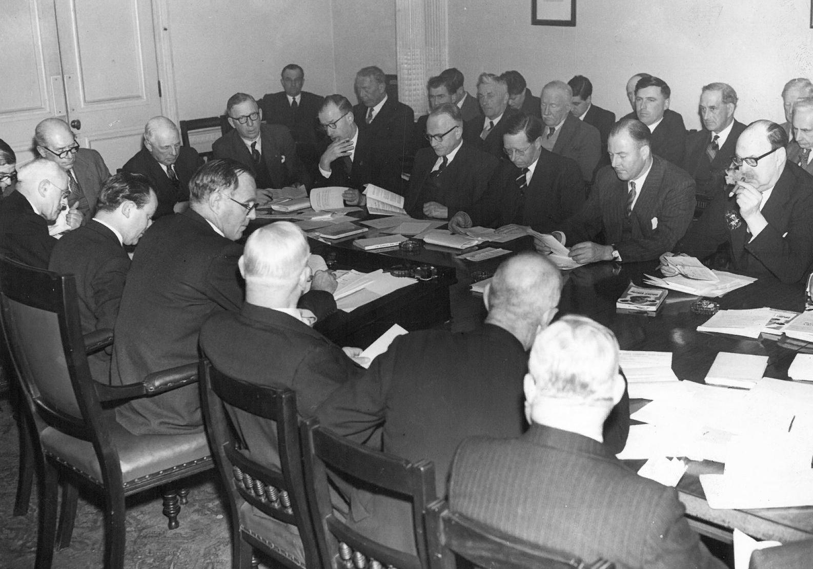 82nd AGM 1958