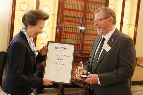 Princess Royal Award