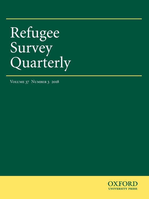 Deprivation, Frustration, and Trauma: Immigration Detention Centres as Prisons - PETERIE, Michelle (2018) Refugee Survey QuarterlyThe relationship between immigration detention and trauma is well established, and scholars have often employed Agamben's notion of the camp to explain the psychological deterioration that asylum-seekers experience in detention. Using Australia as a case study, this article argues that while the camp model is highly instructive in some contexts (such as Australia's offshore processing facilities), it is less useful in understanding facilities that are ostensibly bound by social and legal constraints (such as Australia's onshore detention facilities). Detention centres such as those on the Australian mainland, this article demonstrates, are best understood not as camps but as prisons. In making this claim, this article opens up a rich body of empirical and theoretical research regarding the operation of power – and, in particular, the infliction of psychological pain – in carceral institutions. In doing so, it provides a theoretical scaffolding for understanding how immigration detention facilities can and do inflict harm in situations where governments must maintain an appearance of civility and respect for the law. Furthermore, it provides a grounding and vocabulary for understanding outcomes such as trauma and mental illness not as failures of immigration detention systems, but as some of their core functions.