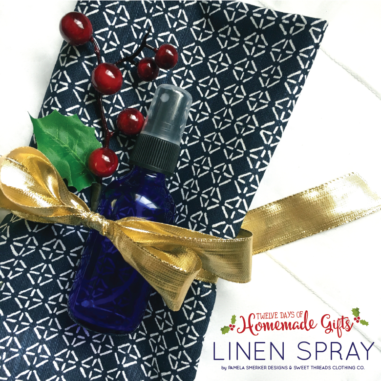 DIY Rest and Relaxation Linen Spray Recipe