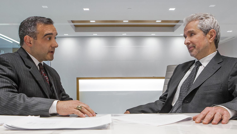 Partner Matthew L.Tuccillo and Senior Counsel Marc I. Gross