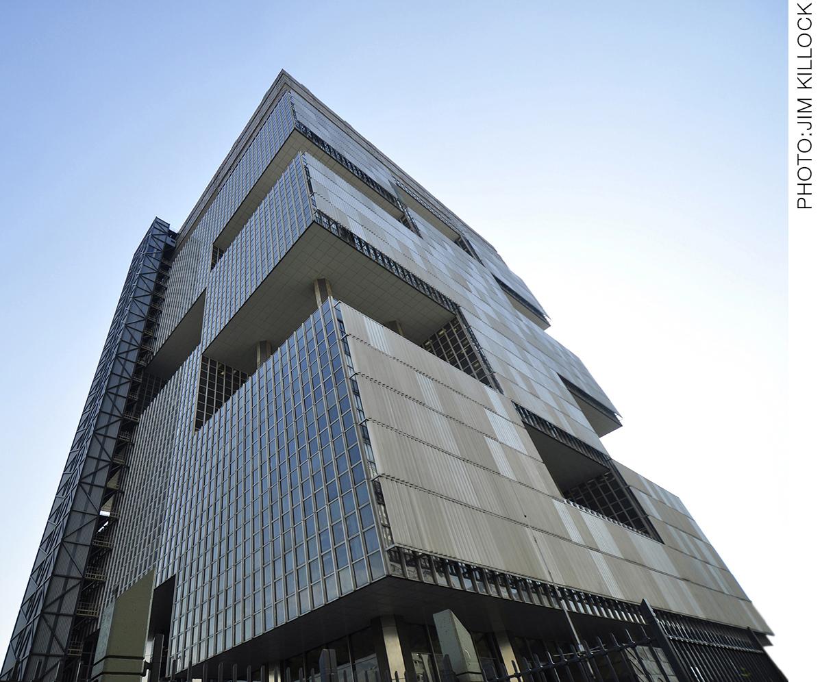 The Petrobras Headquarters, Rio de Janeiro, Brazil