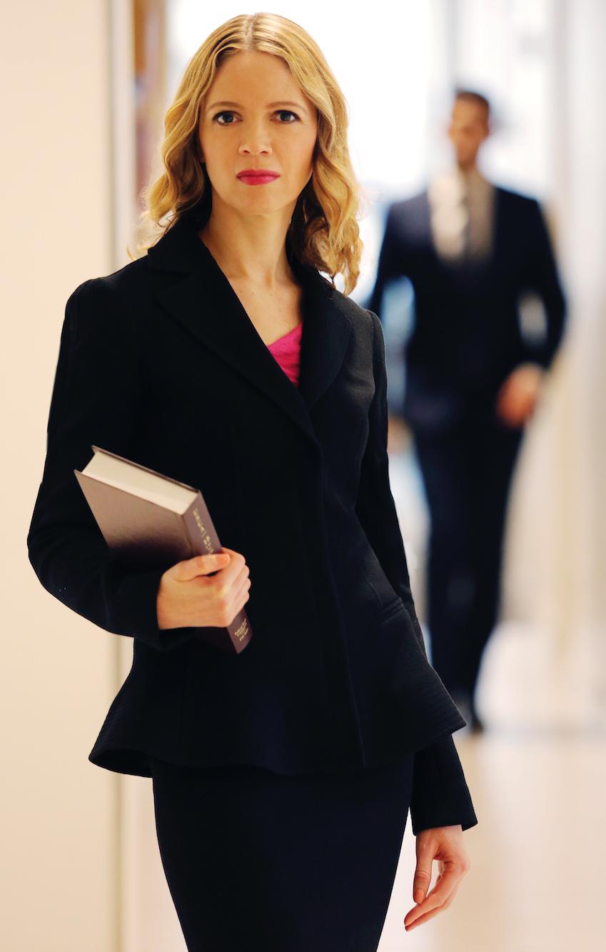Partner,  Emma Gilmor e, a key member of the  Petrobras  litigation team.