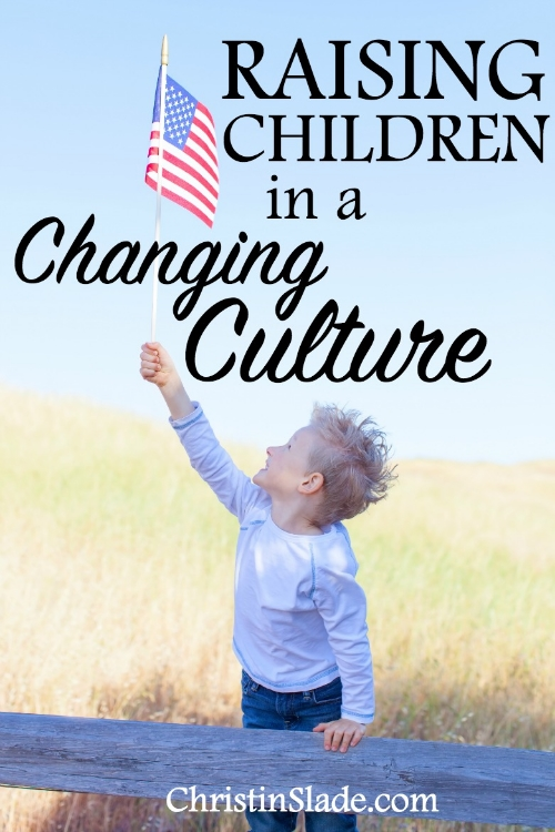 How do we raise our children to be godly in a culture that rejects God and devalues truth? Christians are living in difficult times and raising children in this culture is no picnic. How do we do it?