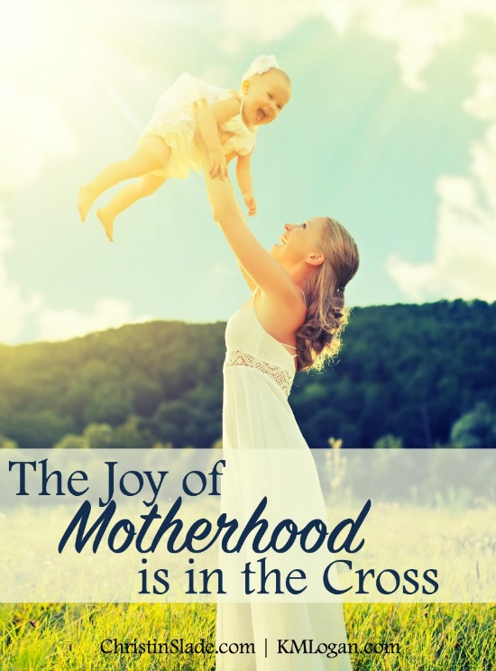 The only hope for true joy in motherhood is found in Christ and Christ alone. If you are struggling to find joy in parenting, rest assured our Lord and Savior is close, and it is because of Him and His sacrifice that we can treasure each moment and memory.