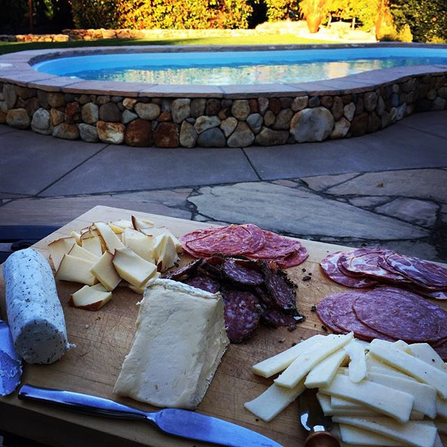 Let us welcome you home. #sonomalife #enjoynapa #concierge #lifestylemanagement #cheeseboard #charcuterie #letusdothework